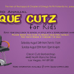 Que Cutz 2013 Flyer - For Distribution