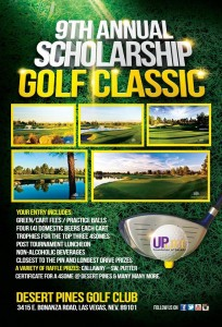 Uplift Foundation of Nevada - 2015 Scholarship Golf Classic