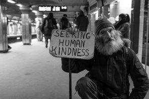 The Fight Against Homelessness